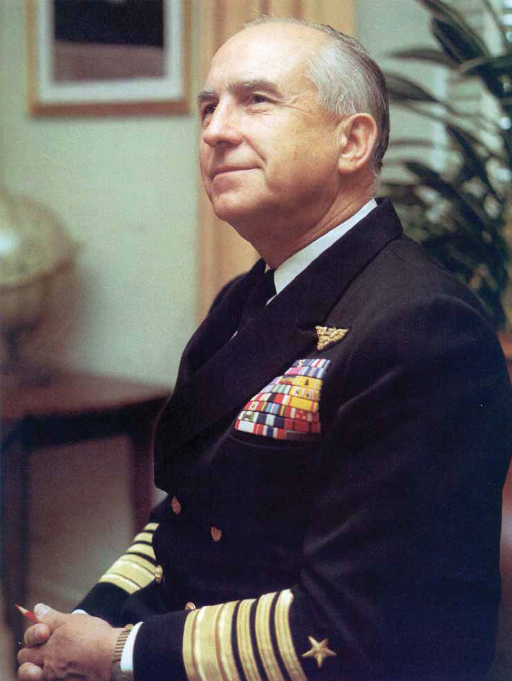 America's Highest Ranking Naval Officer Admiral Thomas Moorer Rejects the Israeli Excuse